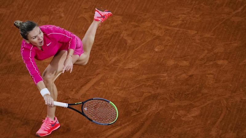 2018 winner Halep and two-time runner-up Thiem advance into last 16 at French Open