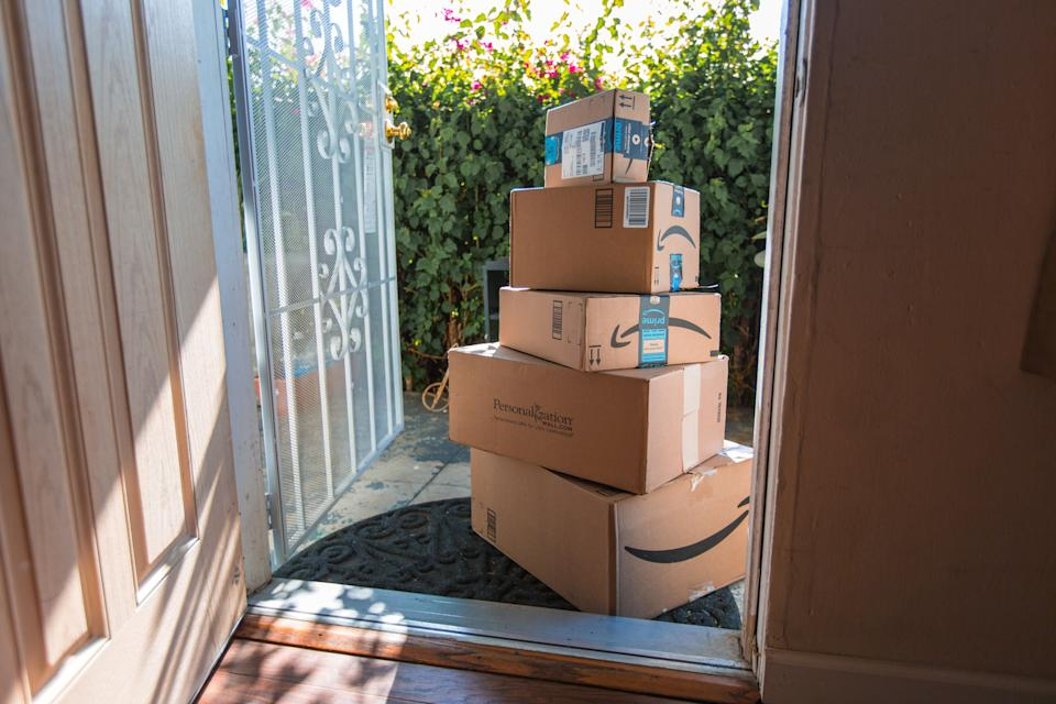 """ICYMI: If there's something you always get on Amazon, you can opt for the company's """"<a href=""""https://amzn.to/2YN1PVx"""" target=""""_blank"""" rel=""""noopener noreferrer"""">Subscribe & Save</a>"""" option, which lets you get up to 15% off select items when you get them delivered on a regular basis. The features meant for everyday essentials, like toilet paper, detergent, deodorant and soap.<br /><br />Check out <a href=""""https://amzn.to/2YN1PVx"""" target=""""_blank"""" rel=""""noopener noreferrer"""">Amazon's Subscribe & Save option</a>."""