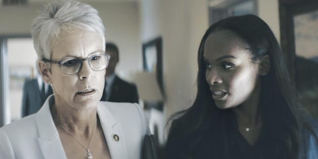 Jamie Lee Curtis Tika Sumpter Wage An Acceptable Loss The