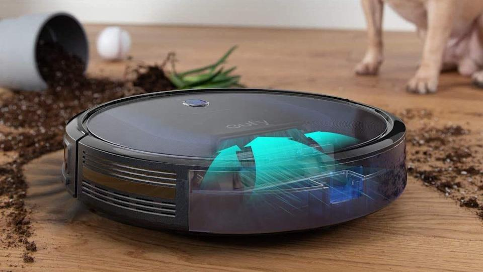 Score a top-rated robot vacuum for less than $200.
