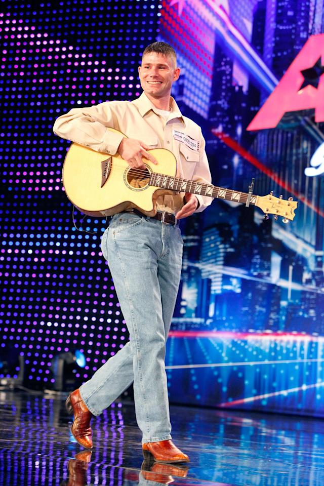 "Jimmy Rose is one of the Top 60 acts on NBC's ""America's Got Talent"" Season 8."