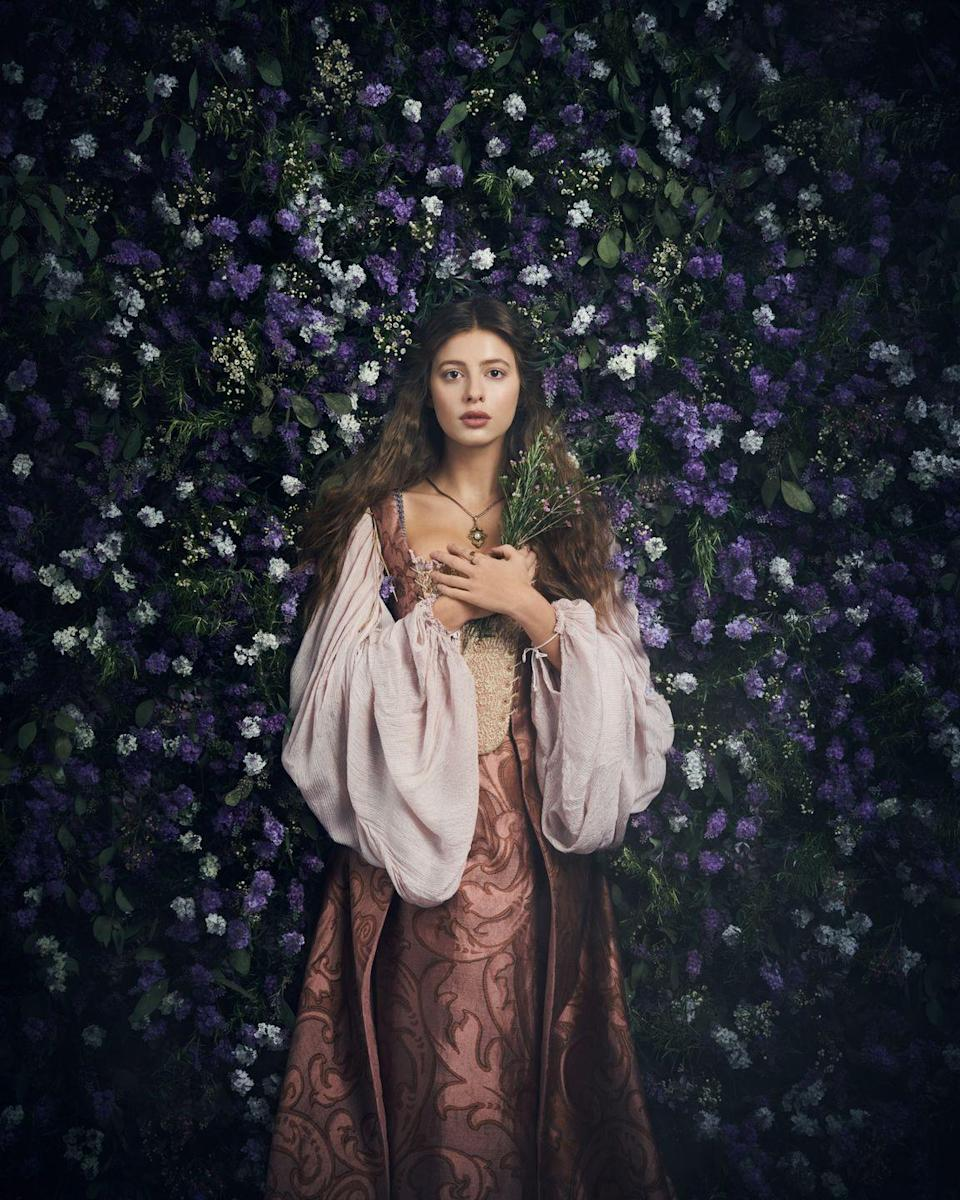 <p>Catherine's other lady in waiting in the first season of the series is Rosa, a kind-hearted, flirtatious woman who hopes to be married to an English nobleman. She's played by Nadia Parkes, a relative newcomer. </p>