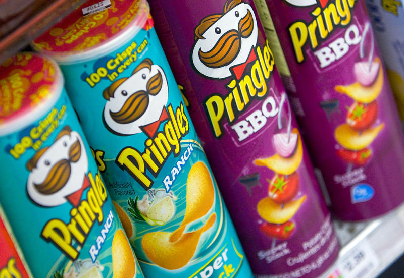 Pringles is coming out with a line of potato-free chips — here's when you can buy them