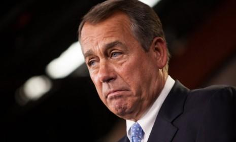 House Speaker John Boehner and President Obama are about to engage in some fiscal hand-to-hand combat — and Democrats may have the advantage.