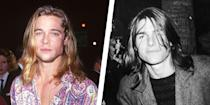 <p>It can be hard to keep up with the varying hairstyles of Hollywood's leading men. But one style <em>most </em>of them have tried out over the years (though not all successfully) is long hair. Just in case you don't believe us, we rounded up all of Hollywood's leading men you probably didn't remember had long hair. Who knows, maybe you'll even get inspired to grow yours out.</p>