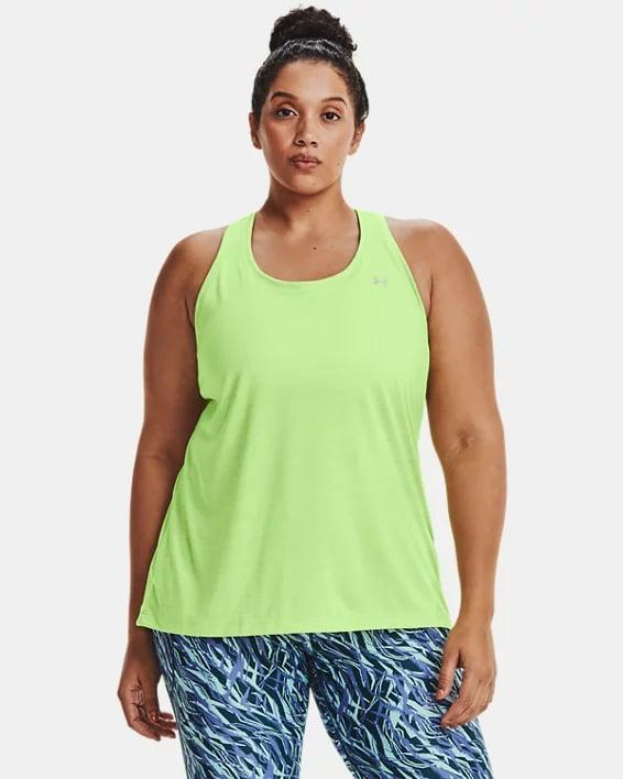 <p>This <span>Under Armour Tech Twist Tank Top</span> ($25) will be an essential go-to. </p>