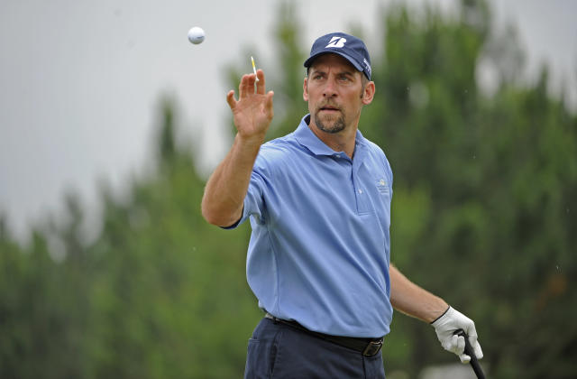 John Smoltz has qualified for the U.S. Senior Open. (Getty)