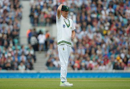 Cricket - England vs South Africa - Third Test - London, Britain - July 29, 2017 South Africa's Chris Morris Action Images via Reuters/Andrew Couldridge