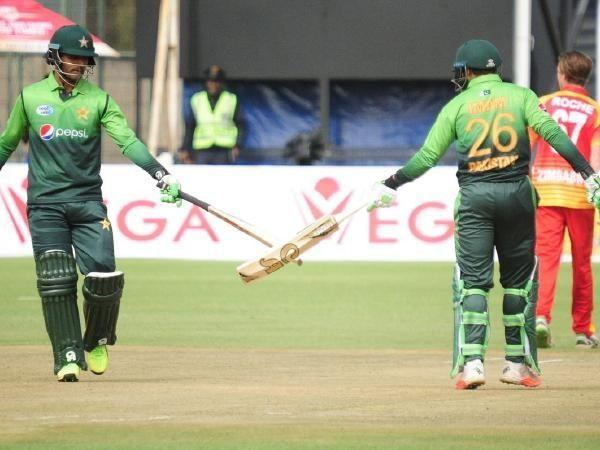 Fakhar Zaman and Imam-ul-Haq