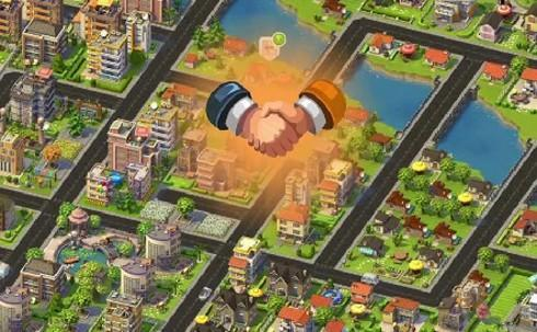 SimCity Social gameplay video