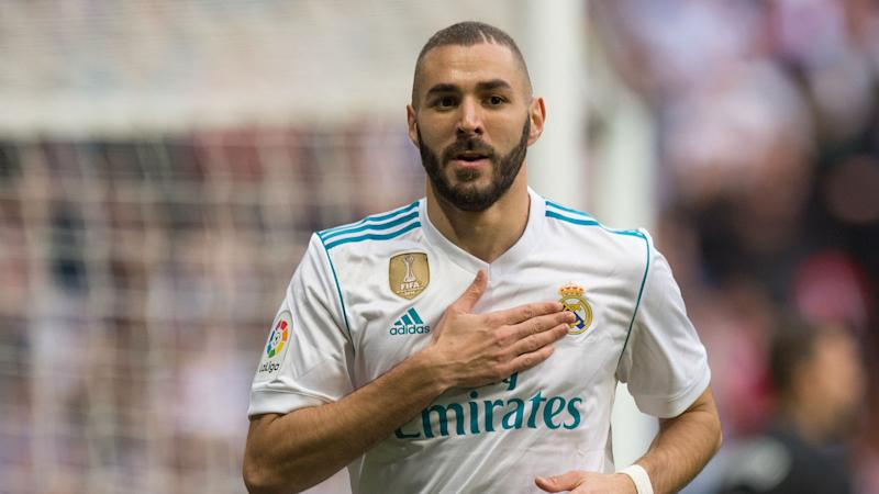 Benzema ruled out for Real with hamstring injury