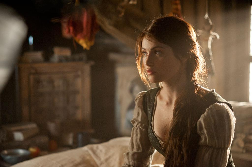 "Gemma Arterton in ""Hansel & Gretel: Witch Hunters"" - 2013"