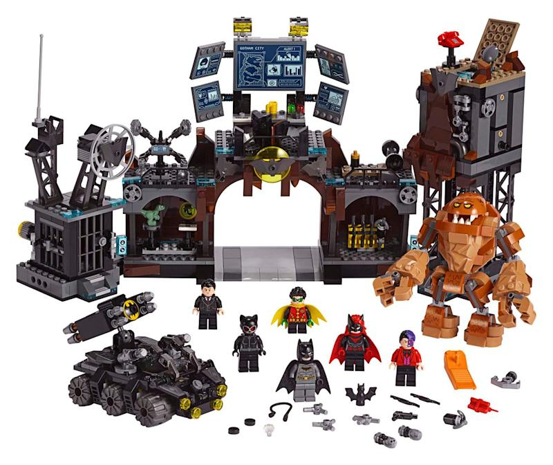 Batcave Clayface Invasion (Photo: Lego)