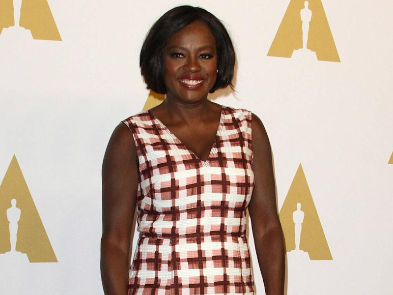 Viola Davis: 'Missing out on an Oscar is like falling from a high-rise building'