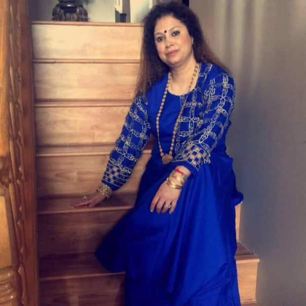 Anjna Sharma, 48, was killed on May 23, 2017, when James Beagrie, a man who shouldn't have been driving because of a brain tumour, drove into her as she walked near Sunridge Mall.  (Anja Sharma/Facebook - image credit)
