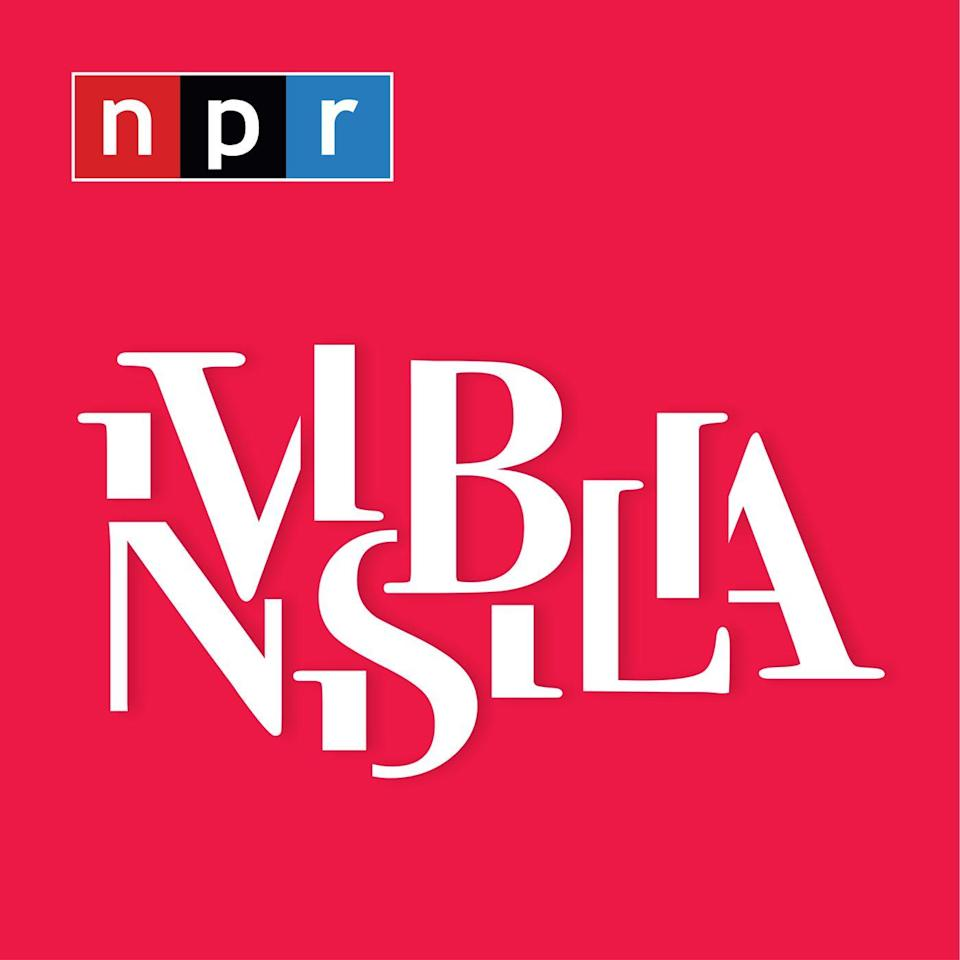 "<p>Alix Spiegel and Hanna Rosin, hosts of <em>Invisibilia</em>, answer the question, ""why?"" a lot. Their widely popularized NPR podcast centers around the unexplainable and invisible explanations for human behavior. This one will really make you think. </p><p><a class=""link rapid-noclick-resp"" href=""https://podcasts.apple.com/us/podcast/invisibilia/id953290300"" rel=""nofollow noopener"" target=""_blank"" data-ylk=""slk:Listen Now"">Listen Now</a></p>"