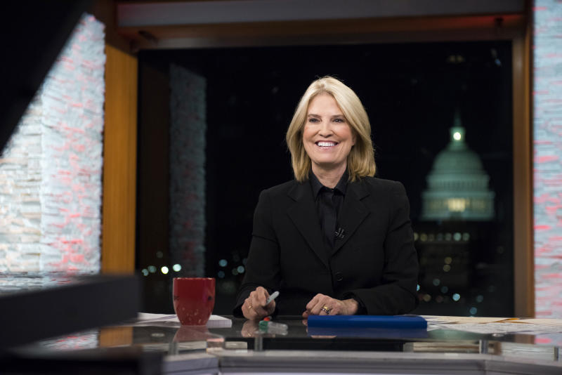 Greta Van Susteren Out at MSNBC—Here's Where Other Anchors Are Post-Roger Ailes