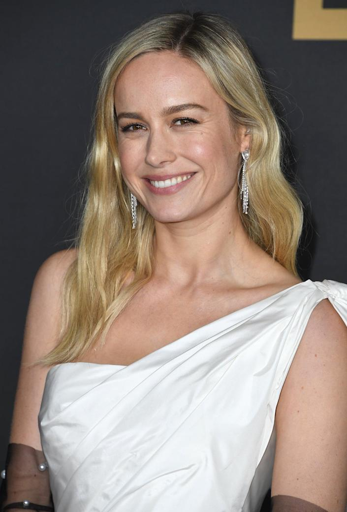 <p>Last seen in <strong>Avengers: Infinity War</strong>, Larson is back as the Marvel universe's first solo female superhero. The Oscar winner has only played one other role since the most recent Avengers movie: she played Eva Ansley, a lawyer working for the Equal Justice Initiative.</p>