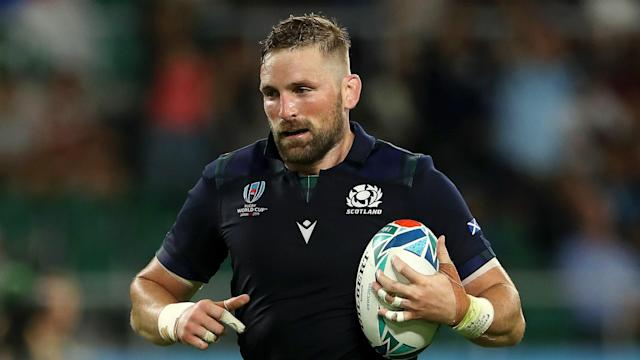 John Barclay, a veteran of 76 caps, will continue his rugby career but has opted to step away from Scotland duty.