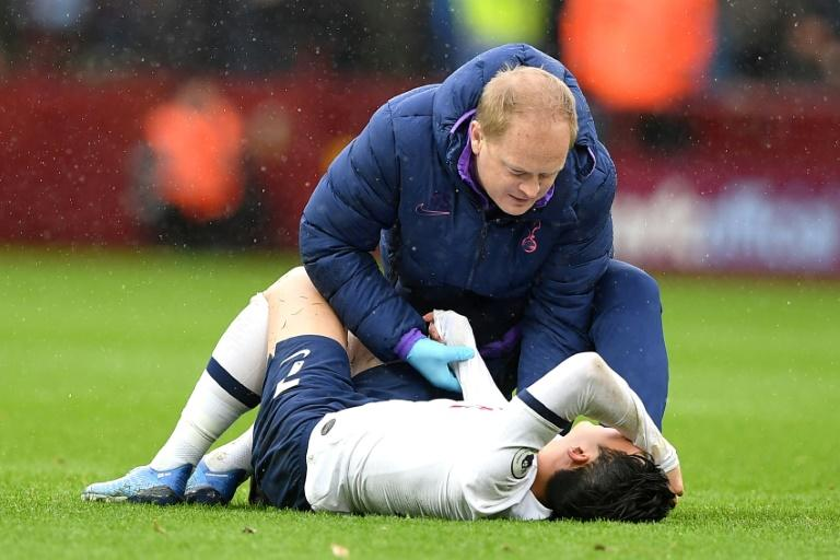 Tottenham Hotspur star Son Heung-min's arm injury is a cruel blow as he had been in a rich vein of form scoring in their last five matches
