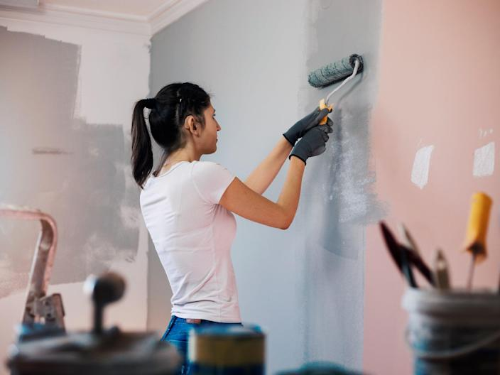 43 per cent were found to be a perfectionist when it comes to their dwellings – desperate to get the décor and furnishings just right (iStock)