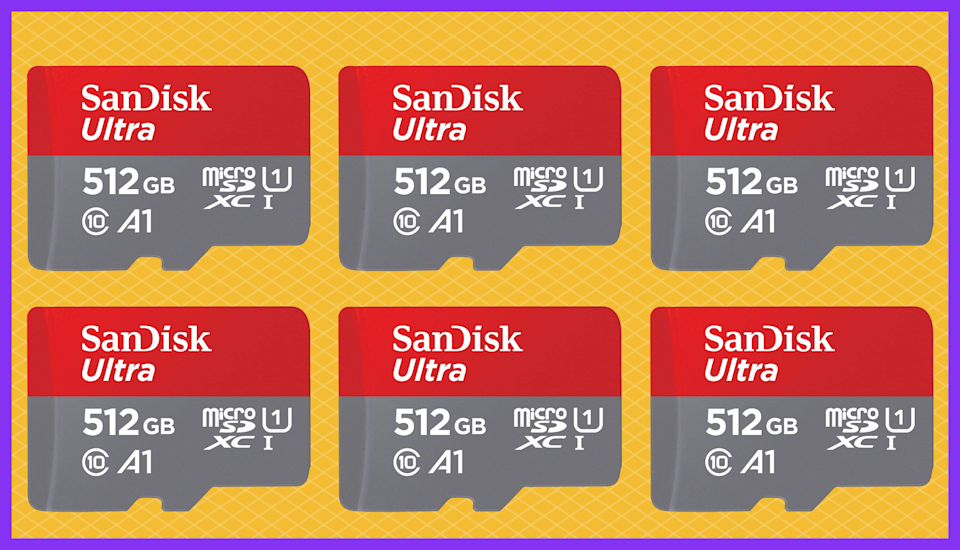 This microSD card basically has a fan club—it has more than 24,100 five-star reviews! (Photo: Amazon)