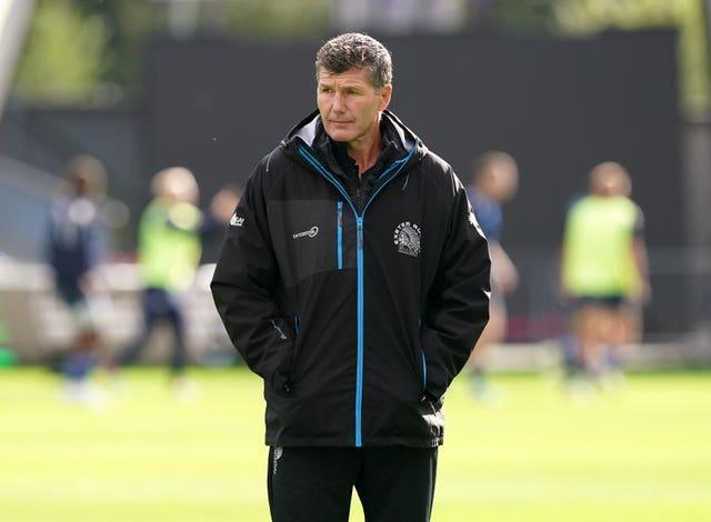 Rob Baxter has said there are more important things to focus on