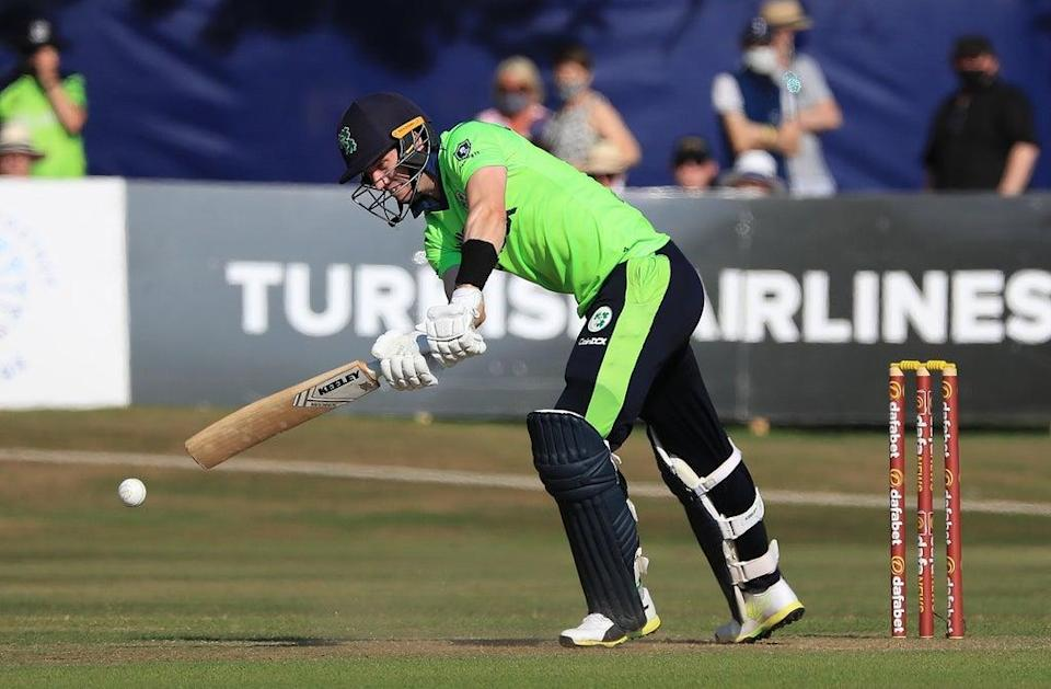 George Dockrell is now a specialist batter for Ireland (Donall Farmer/PA) (PA Wire)