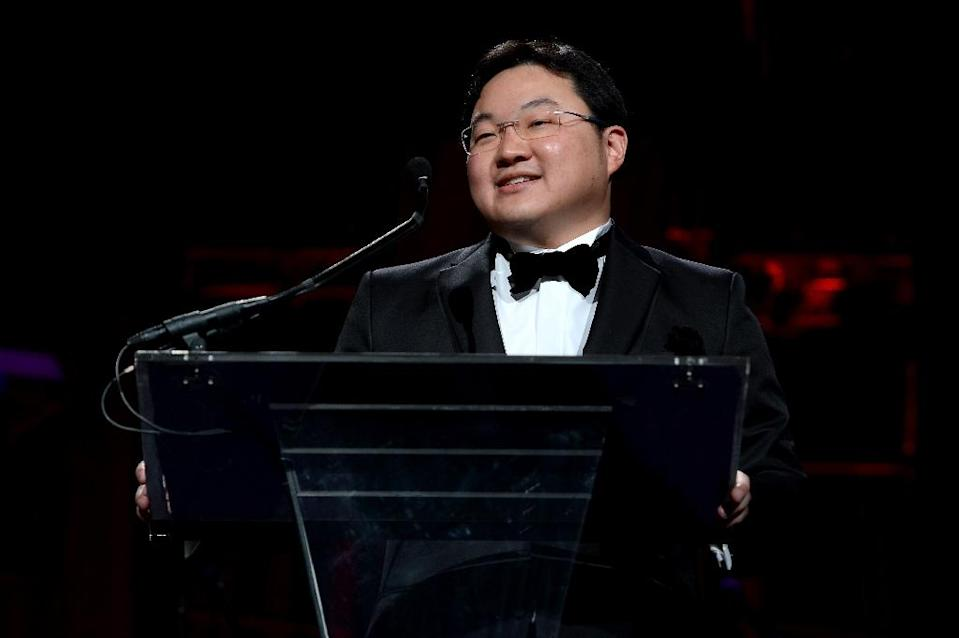 Jho Low led a high-rolling lifestyle after allegedly stealing huge sums from 1MDB, reportedly spending vast sums in New York's hottest nightspots (AFP Photo/Dimitrios Kambouris)
