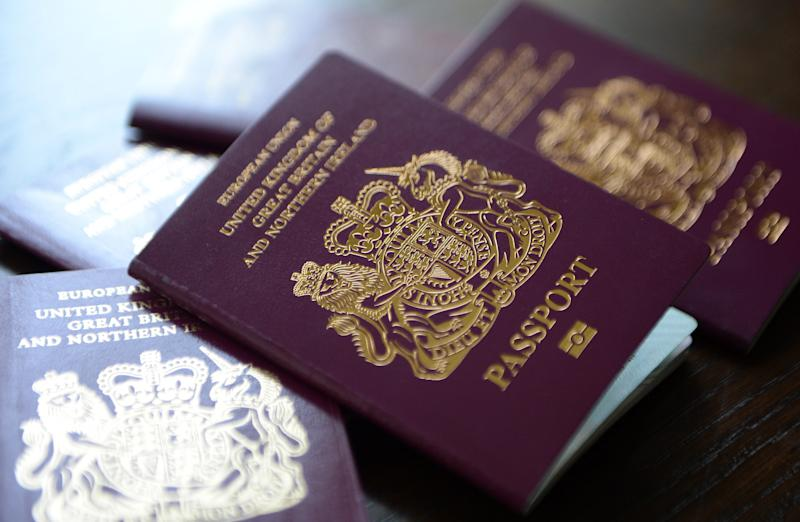 The cost of renewing the British passport has gone up - but it's still relatively good value - EPA