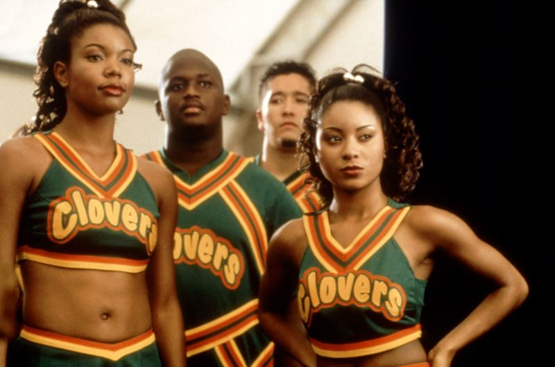 Gabrielle Union and Natina Reed in Bring It On.