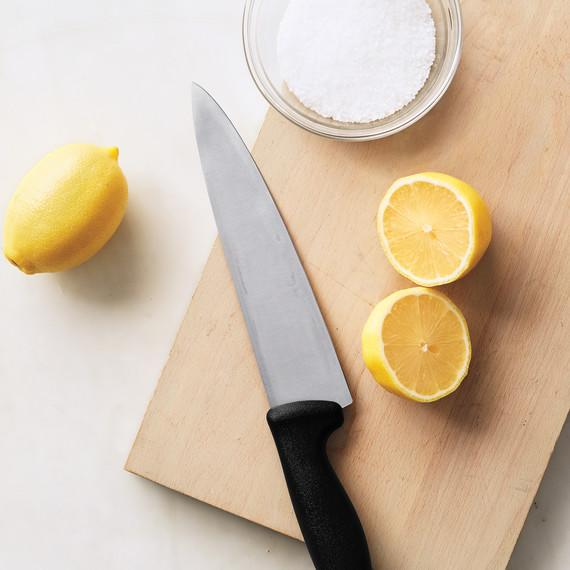 Four Steps to Your Sharpest Kitchen Knives Ever