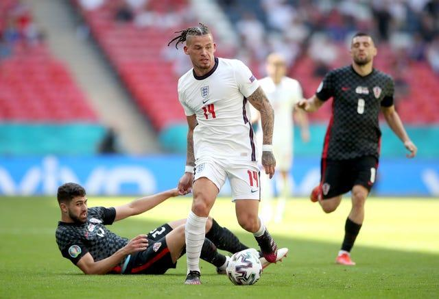 Kalvin Phillips earned plenty of plaudits for his performance in the win over Croatia.