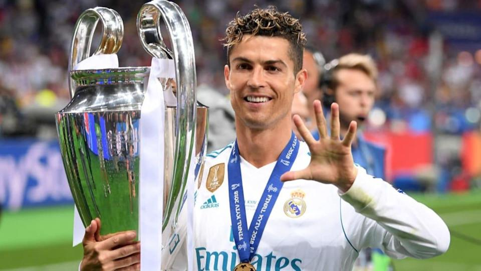 Cristiano ha ganado 5 UEFA Champions League | Laurence Griffiths/Getty Images