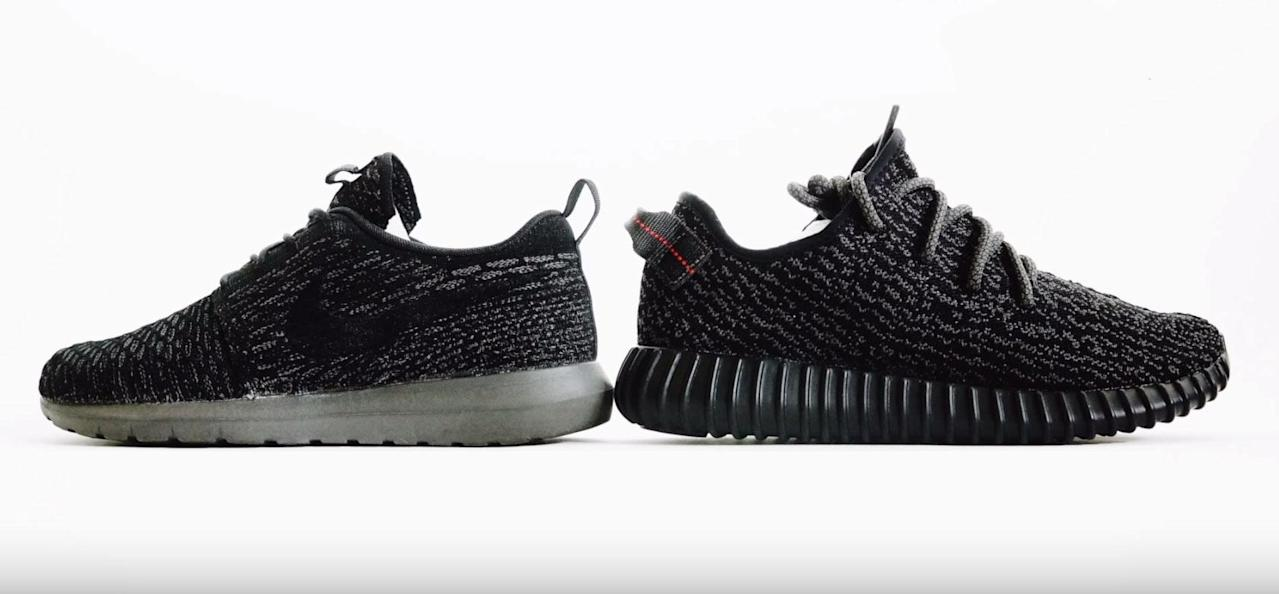 a014a71a959fc Here Are the Real Differences Between the Yeezy Boost 350 and the ...
