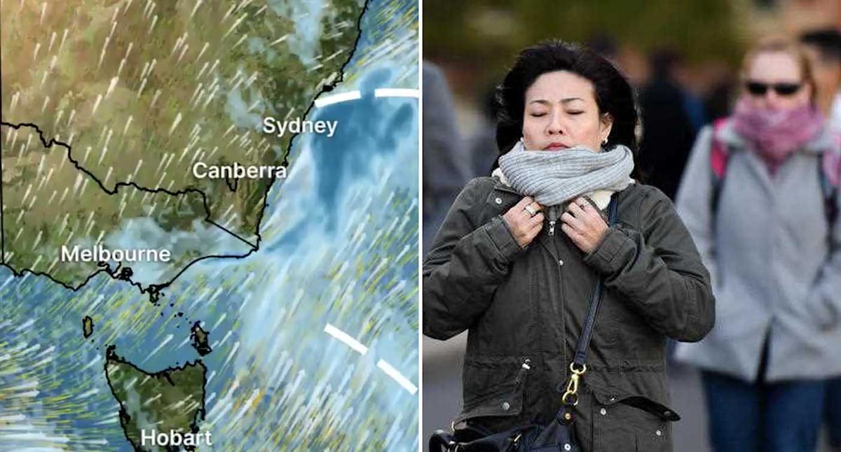'Winter won't go away': Snow, frost and rain to hit southeast