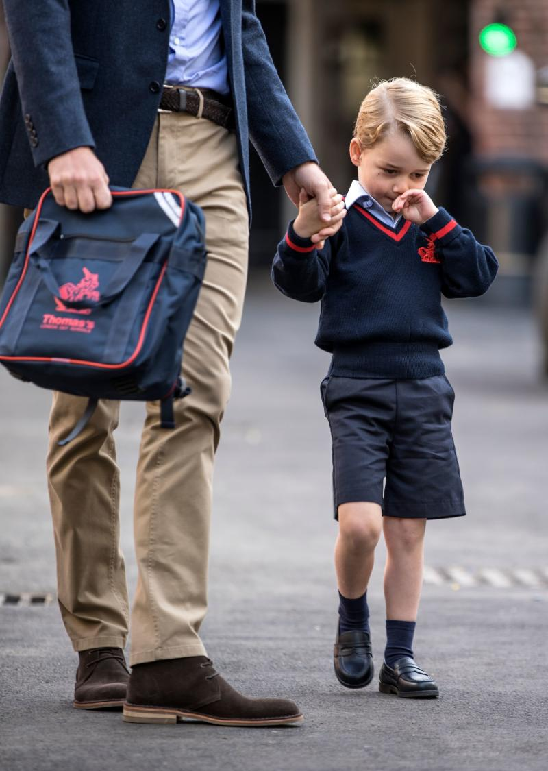 The first day of school is here! (RICHARD POHLE via Getty Images)