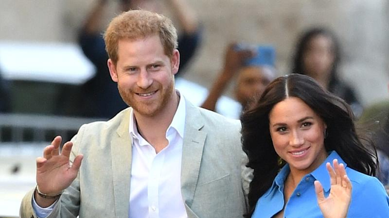 Harry tells of racial awakening as he celebrates Black History Month with Meghan