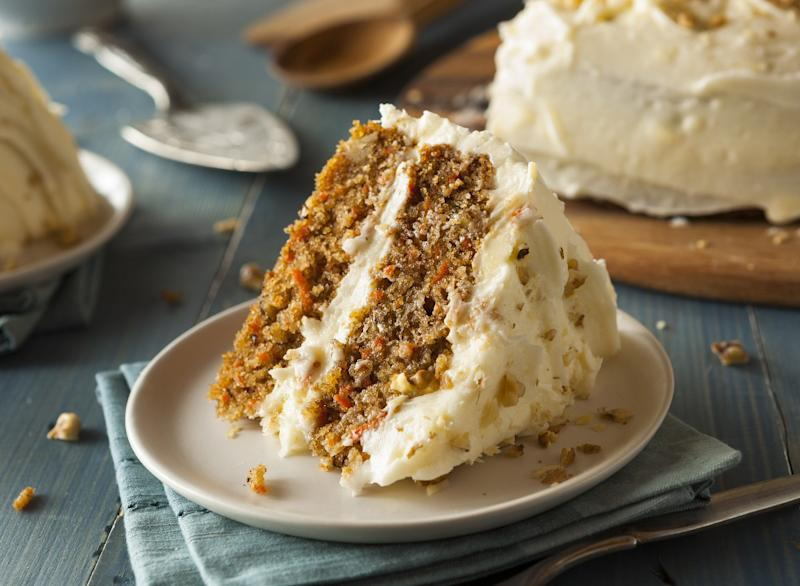 The One Secret Ingredient Your Carrot Cake Needs