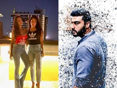 Malaika Arora parties with friends; Arjun Kapoor shares still from India's Most Wanted: Social Media Stalkers' Guide