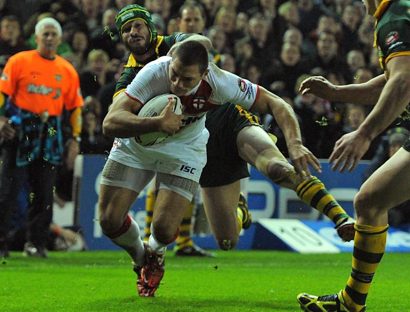 Rugby League - Hall's try-double sees Leeds end Challenge Cup hoodoo
