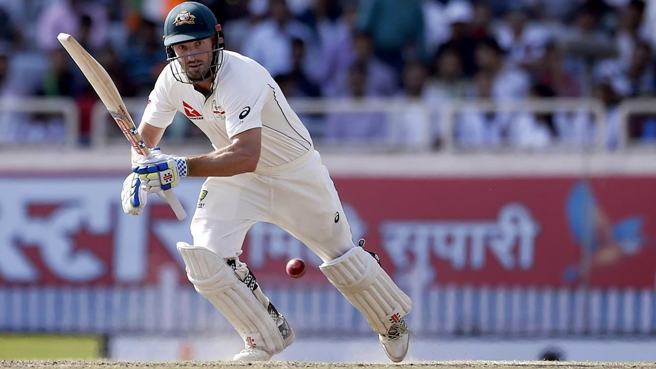 Shaun Marsh is playing the best cricket of his life, according to Justin Langer.