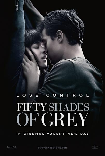 Fifty Shades Of Grey poster (Universal Studios)