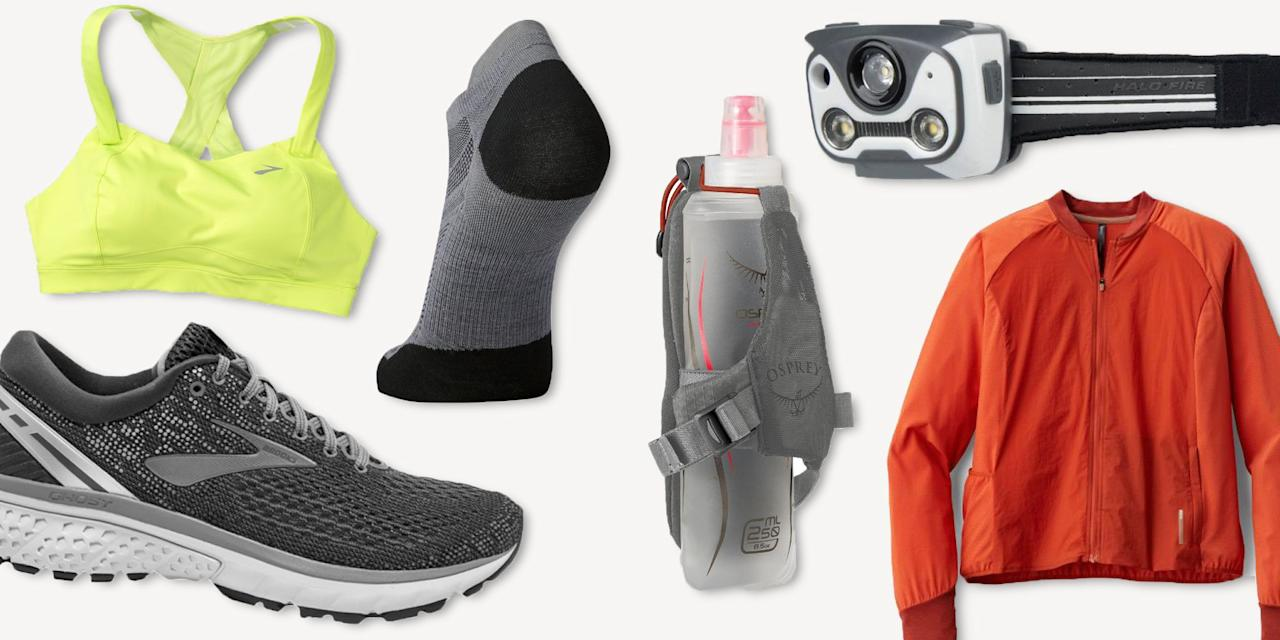 """<p>With the rising temperatures and fall races approaching, you may find that you need some new running gear to get you through the blistering summer months. If some of your go-to running gear is past its prime, then now's a great time to upgrade to some of our editors' favorite items from <a href=""""https://www.rei.com/h/deals"""" target=""""_blank"""">REI's Fourth of July sale</a>.  </p><p>Now through the Fourth of July, the retail giant is offering up to 40 percent off a ton of <a href=""""https://www.rei.com/s/deals?ir=collection%3Adeals&r=best-use%3ARunning"""" target=""""_blank"""">running equipment</a>, from favorite brands like Patagonia, Brooks, Salomon, REI's Co-op label, and more. From new running shoes, to moisture-wicking shirts, to accessories for your fuzzy running mate, there's bound to be something to improve your summer training. </p>"""