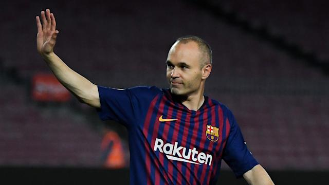 The midfielder ended a glorious spell at Camp Nou to continue his career in Japan, leaving the Catalans with an unfillable hole in the squad