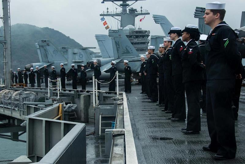 Incentive Pays, Priority Lists Factor in Navy's Plans to Clear PCS Backlog