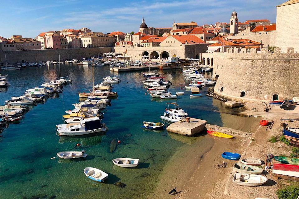 Croatia is now on the green travel watchlist for UK travellers (AFP via Getty Images))