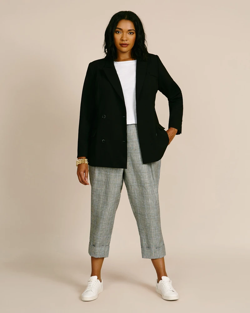 """<br><br><strong>11 honore</strong> Nova Blazer, $, available at <a href=""""https://go.skimresources.com/?id=30283X879131&url=https%3A%2F%2F11honore.com%2Fcollections%2Fplus-size-jackets%2Fproducts%2Fnova-blazer"""" rel=""""nofollow noopener"""" target=""""_blank"""" data-ylk=""""slk:11 Honore"""" class=""""link rapid-noclick-resp"""">11 Honore</a>"""