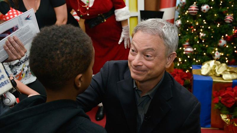 Gary Sinise Shares How His Forrest Gump Role Inspired Him To Give