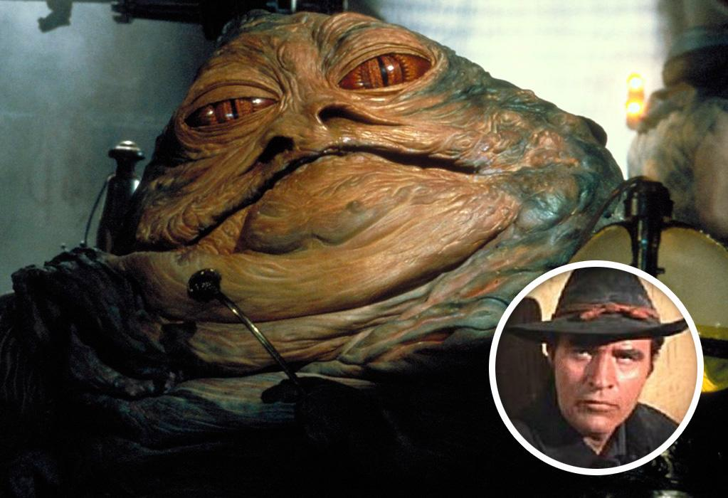 """<b>Jabba the Hutt<br></b><br>Television actor of the '60s and '70s, Larry Ward was the voice behind Jabba the Hutt in """"Star Wars: Episode VI - Return of the Jedi."""" Popular shows he appeared on included """"Bonanza"""" and """"Mod Squad."""""""